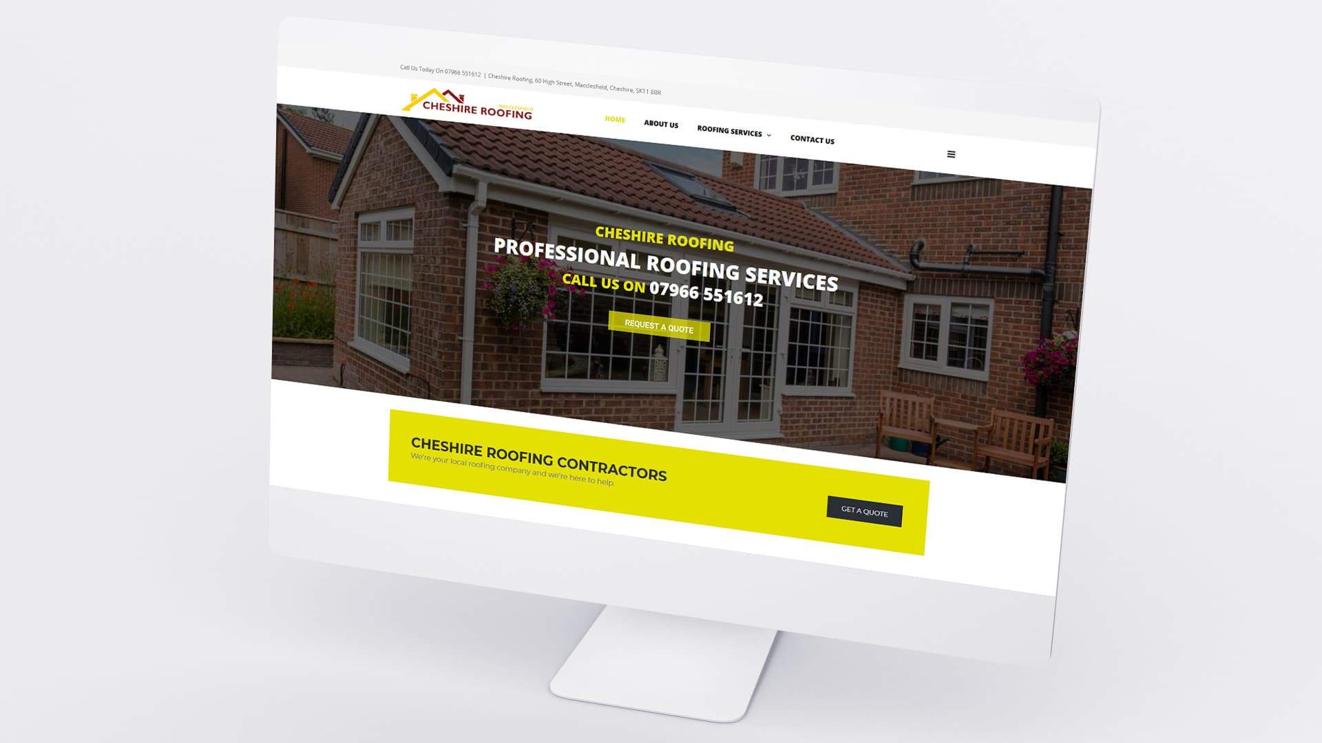 Cheshire Roofing Macclesfield